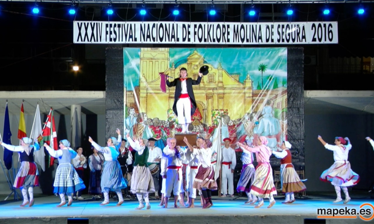 festival de folklore molina de segura